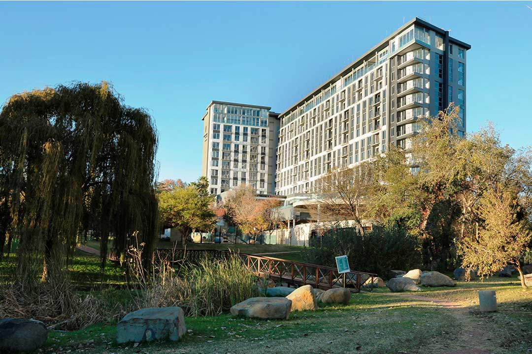 The Capital Other Hotels JHB The Capital On The Park - The Capital Hotels & Apartments 2